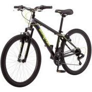 "Sleek 24"" Mongoose Excursion Boys' Steel Framed All-Terrain"