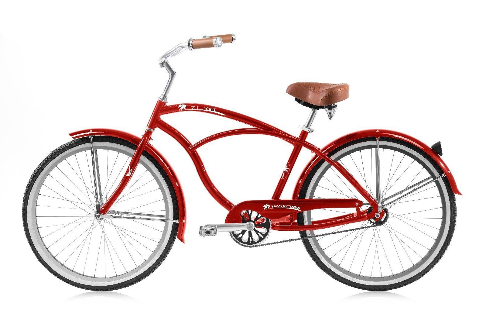 Micargi Tahiti LX, Aluminum Bike Brown and