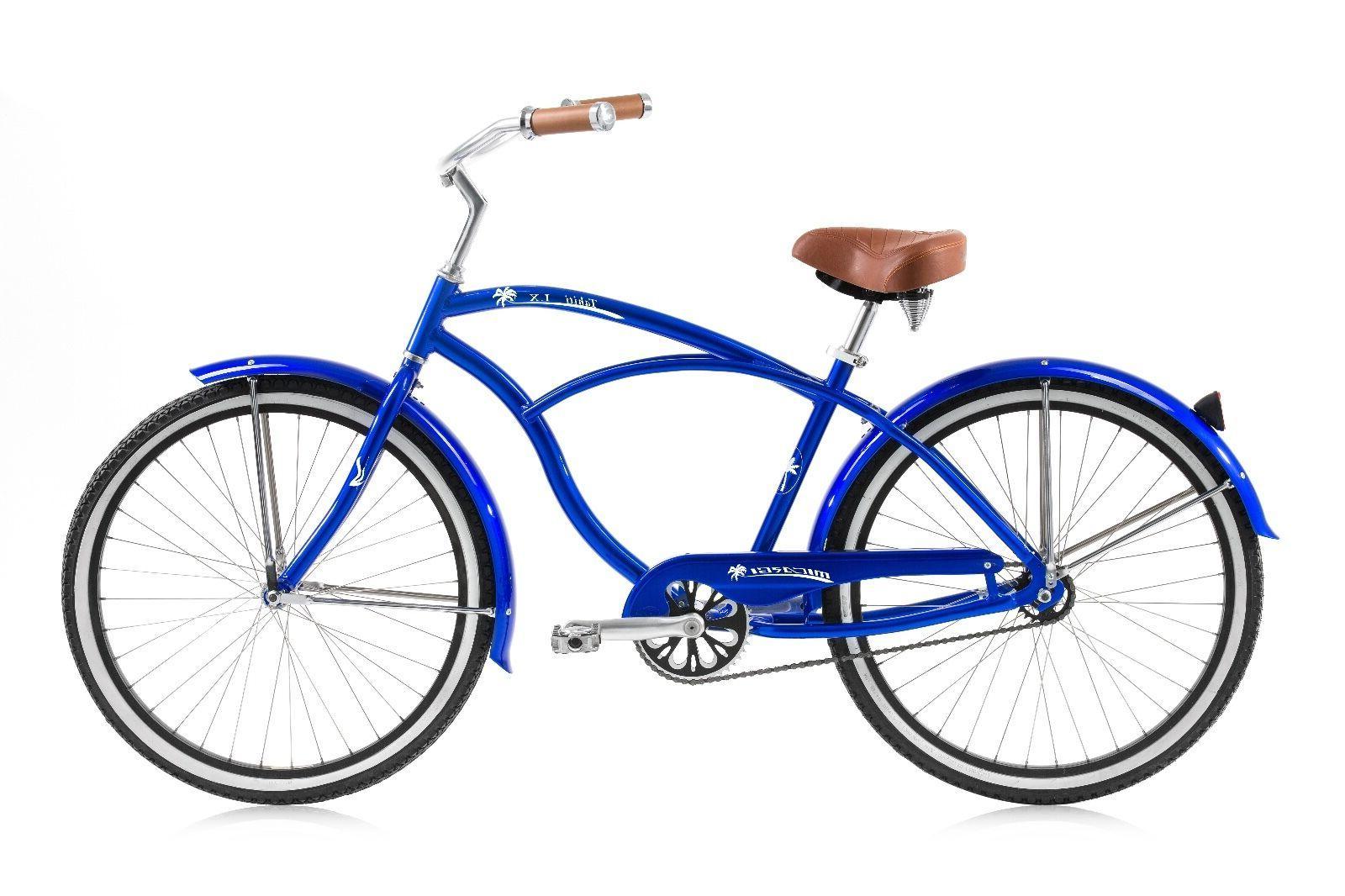"Micargi Aluminum Men's 26"" Bike"
