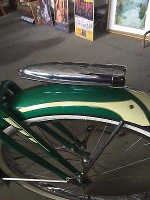 Torpedo Bike chrome Schwinn all metal light