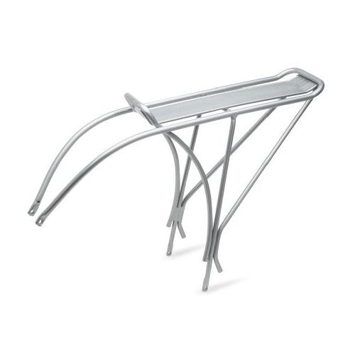 townie silver alloy rack