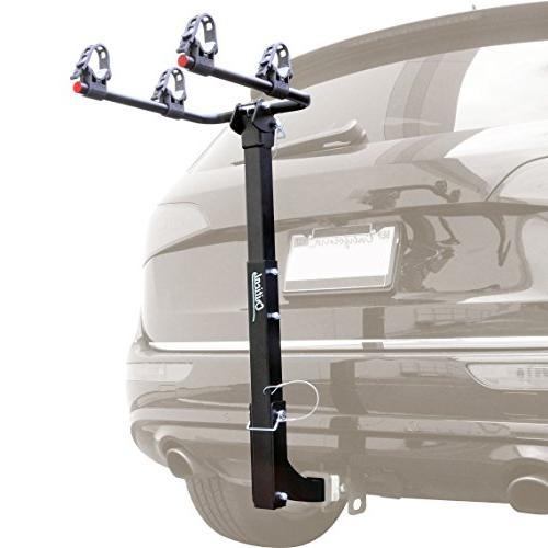 trailer hitch receiver mount bike