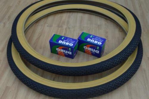 Two tubes BMX