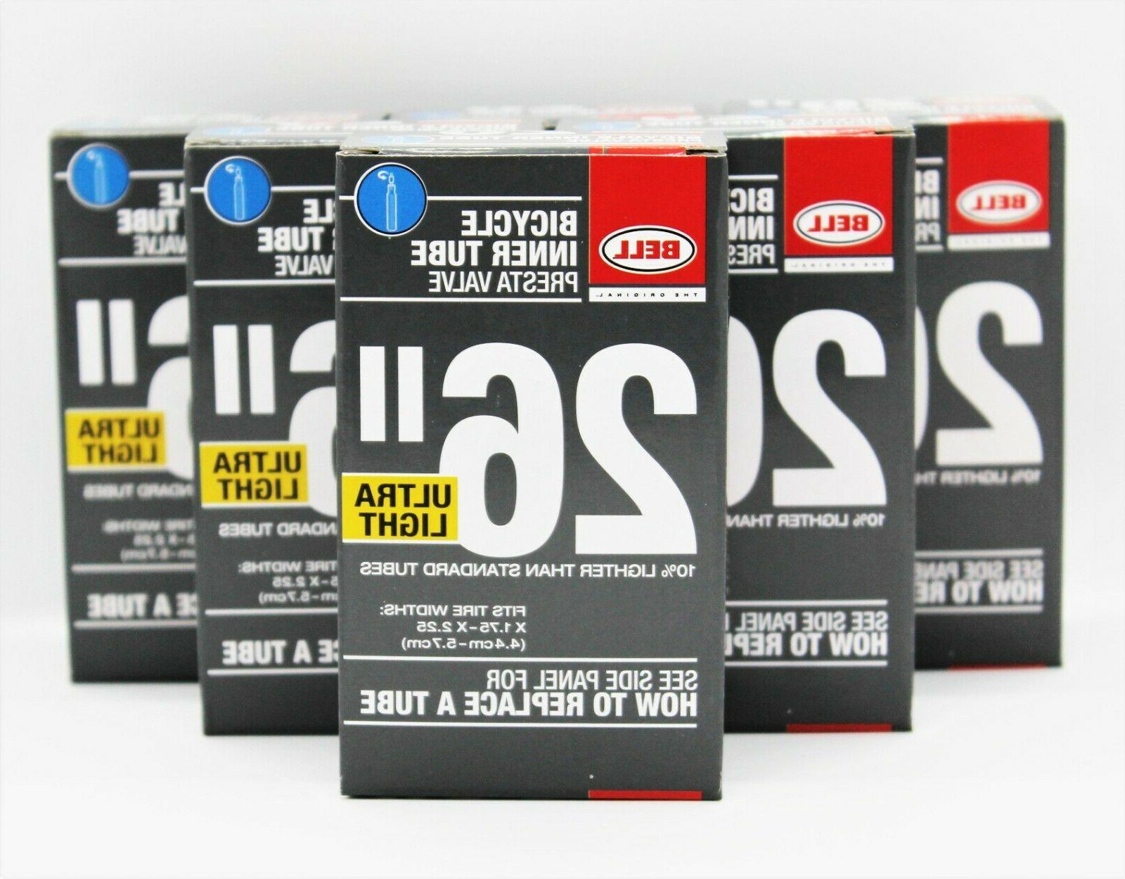 ultralite bike tubes