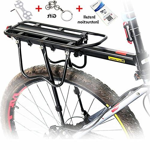 universal carrier bicycle rear rack