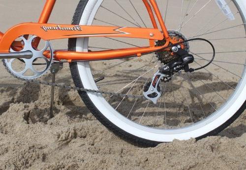 Beachbikes Man 7 Speed Beach Bike