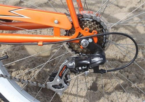 Beachbikes Men's 7 Speed Beach Bike