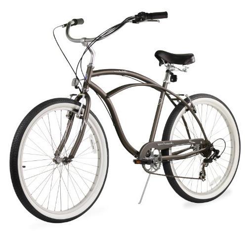 urban beach cruiser bike