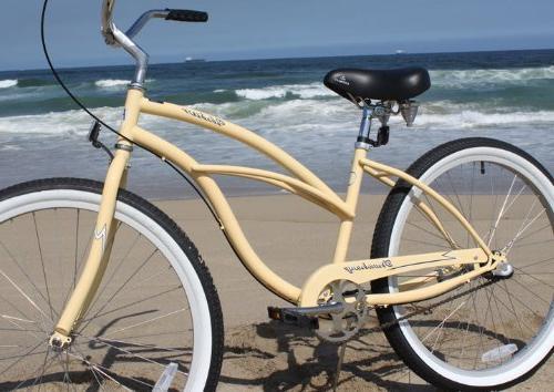 "Beachbikes Urban 24"" Cruiser Bike"