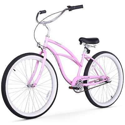 urban lady beach cruiser bike