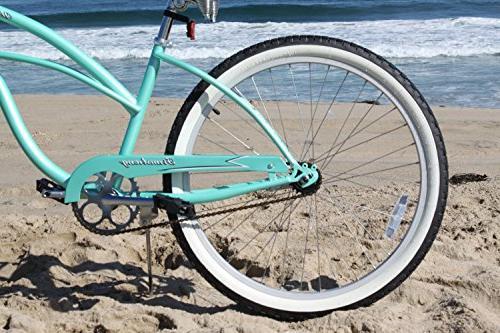 Firmstrong Speed, Mint Women's Cruiser Bike
