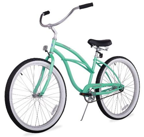 Firmstrong Urban Lady Single Speed Beach 24-Inch, Mint