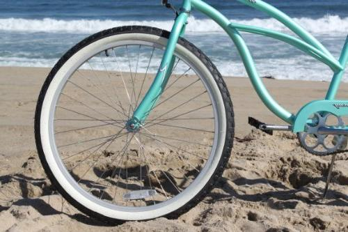 Firmstrong Speed Cruiser 24-Inch, Mint Green