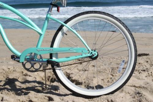 Firmstrong Urban Speed Beach 24-Inch, Mint Green
