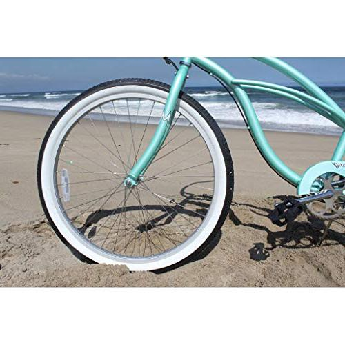 Firmstrong Three Speed Beach Bicycle, 26-Inch, Mint
