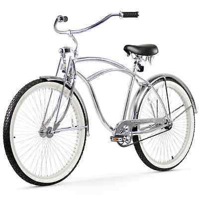 Firmstrong Man LRD Single Cruiser Bicycle, 26-Inch,