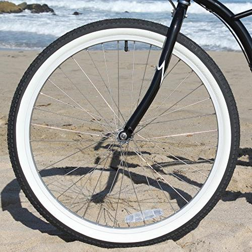 Firmstrong Man Speed Bicycle, 26-Inch,