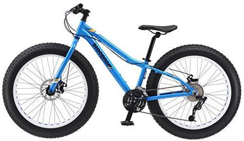 vinson fat tire bike