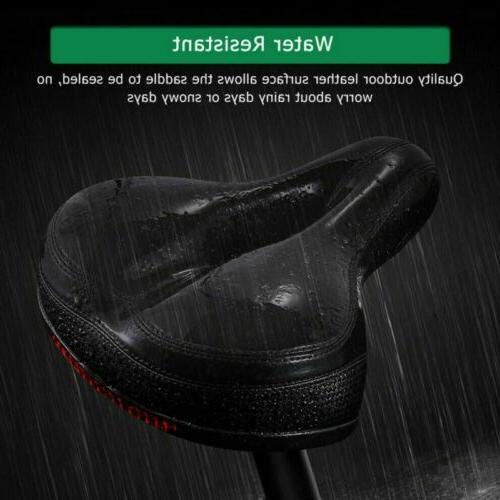 Wide Saddle Road Mountain Seat Cover