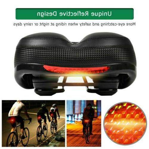 Wide Comfort Road Cruiser Mountain Seat Cushion Cover