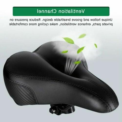 Wide Comfort Bike Road Cruiser Seat Cover