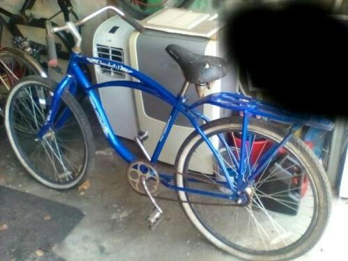 windwood cruiser bike vintage needs restored free