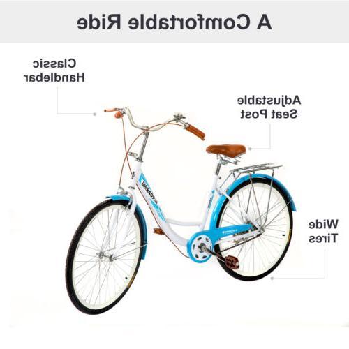 Womens Speed 24-Inch Bike Rear