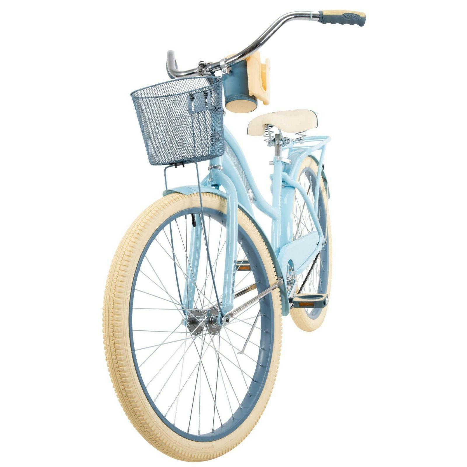 Womens Bike Ladies Road Cruiser