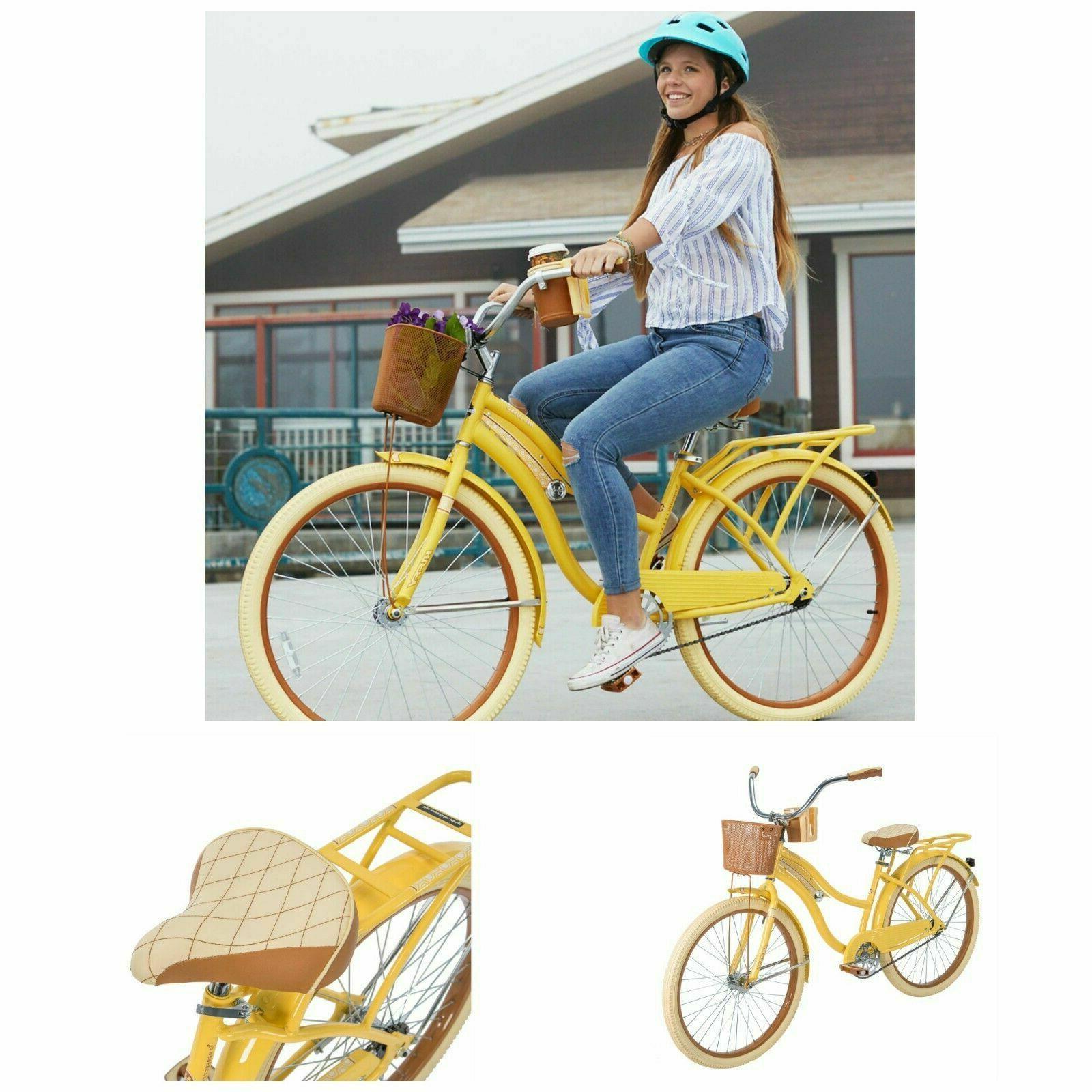 Womens Bike Vintage Bicycle Ladies Cruising