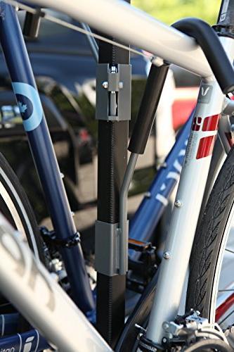 Swagman XC Cross-Country 2-Bike Hitch Mount Rack