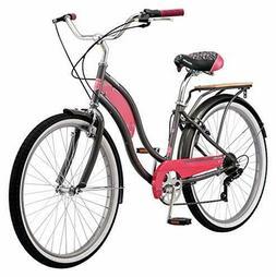 Kulana Lakona Tide Adult Beach Cruiser Bike, 26-Inch Wheels,