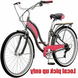 """Kulana Lakona Youth/Adult Beach Cruiser Bike,  26"""" Wheels,"""