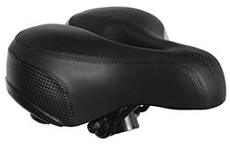 TB Comfortable Bike Seat Soft Comfy Bicycle Seat Replacement
