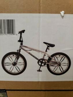 "Mongoose Legion Mag Boy's Freestyle BMX Bike, 20"" Wheels, Si"