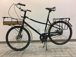 CIVIA Loring 9 speed Bike Rack Fenders Brooks Saddle & Handl