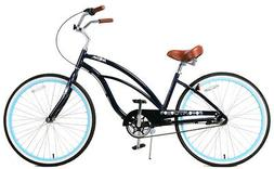 Fito Marina Aluminum 3-speed - Vanilla, Light Weight Woman's
