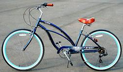 Fito Marina Alloy 7-speed Midnight blue Aluminum Light Weigh