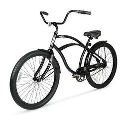 Mens Bike Beach Cruiser Single Speed Bicycle Vintage Style U