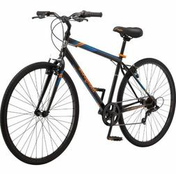 Mens Bicycle Rigid Frame Street Bike Commuter City Cruiser H