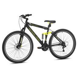 Mens Mountain Bike Comfort Road 29 Inch Cruiser Bicycle 21 S