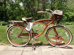 Men's HUFFY PANAMA JACK Cruiser Bicycle, Boardwalk Bike, 2