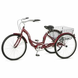 meridian cruiser tricycle bicycle