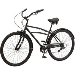 Schwinn Midway 29 inch Mens Cruiser Bike - Black