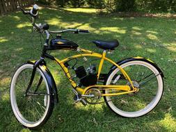 Mike's Hard Lemonade Promo Bike Custom Cruiser - 2 stroke mo