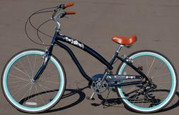 "Fito Modena II Alloy 7-speed - Midnight Blue, Women's 26"" Be"