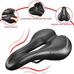 Most Comfortable Bike Seat For Men Mens Padded Bicycle Saddl