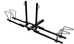 Mountain Bikes Beach Cruiser Hitch Rack 2 Carrier Rear Tow