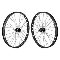 SUN MULEFUT50  27.5 650b Fat Bike Wheelset 15mm-12mm Thru Tu