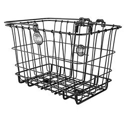 Wald Small Multi-Fit 3133 Front Handlebar Bicycle Basket w/R