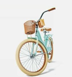 Huffy Nel Lusso 24 inch Cruiser Bike - Mint Green